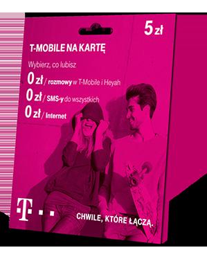 Darmowe startery w T-Mobile